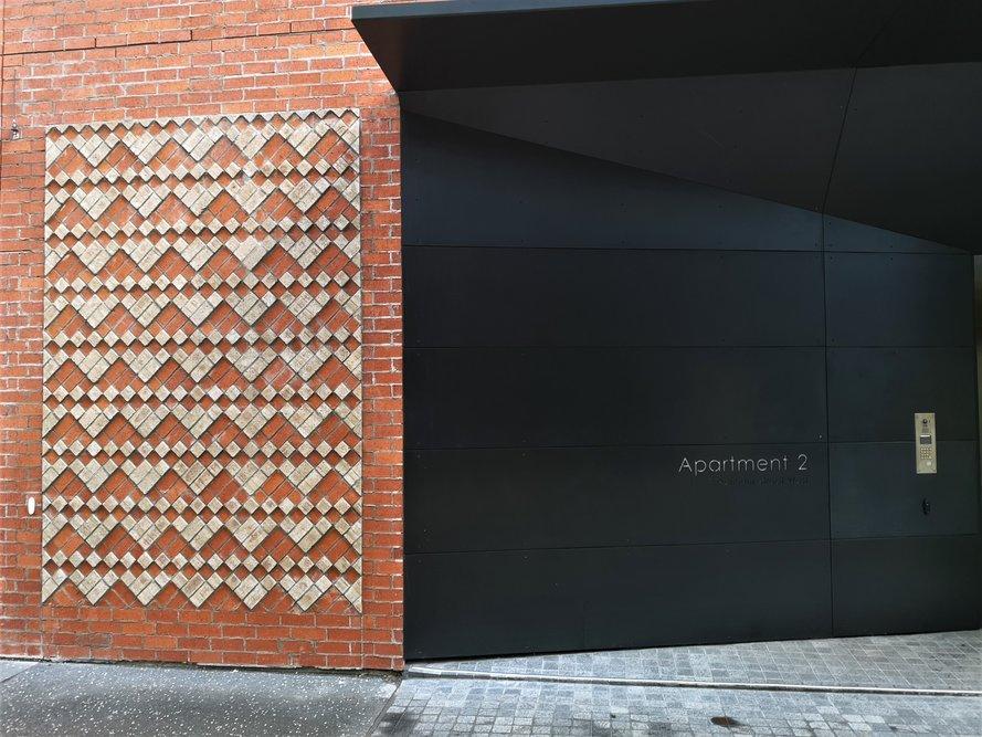 Hurunui bricks in feature